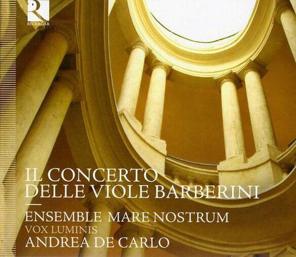 Barberini Consort Of Viols (Dig)