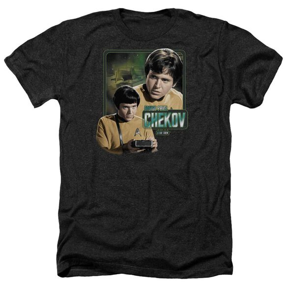 Star Trek Ensign Chekov Adult Heather