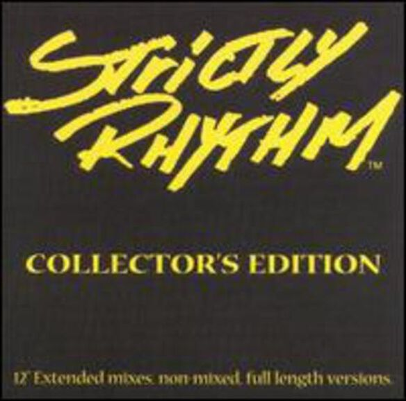 Strictly Rhythm Collector's Edition / Various