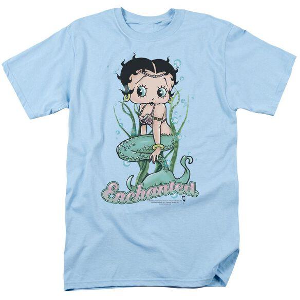 Betty Boop Enchanted Boop Short Sleeve Adult Light T-Shirt
