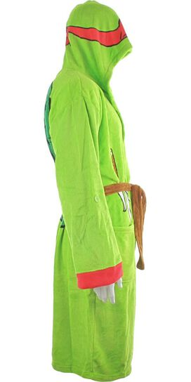 Ninja Turtles Raphael Hooded Fleece Robe