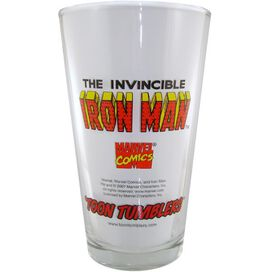 Iron Man Break Glass