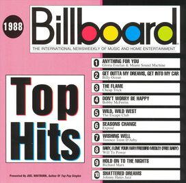 Various Artists - Billboard Top Hits: 1988