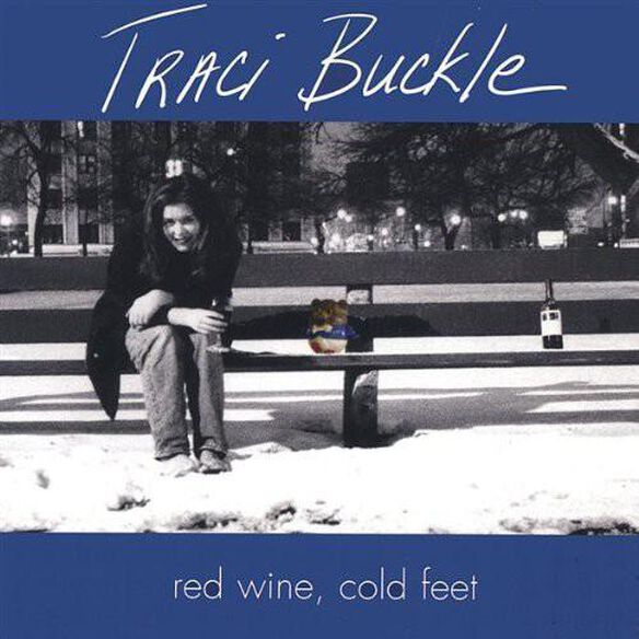 Traci Buckle - Red Wine Cold Feet