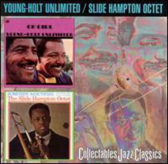 Young-Holt Unlimited - Oh Girl / Somethin Sanctified