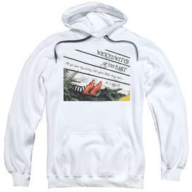 Wizard Of Oz Size 7 Adult Pull Over Hoodie