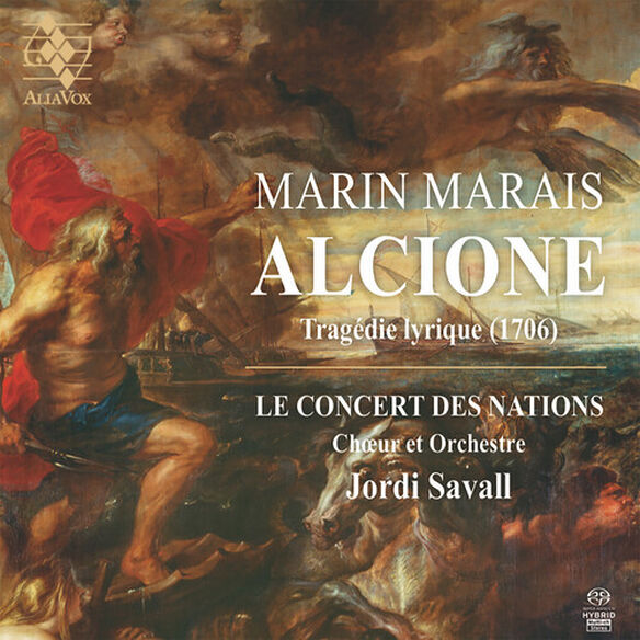 Le Concert Des Nations - Marais: Alcione