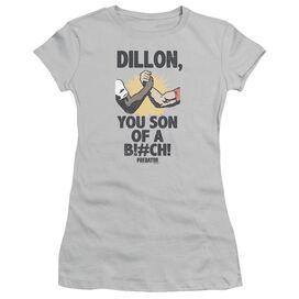 Predator Dillon Short Sleeve Junior Sheer T-Shirt