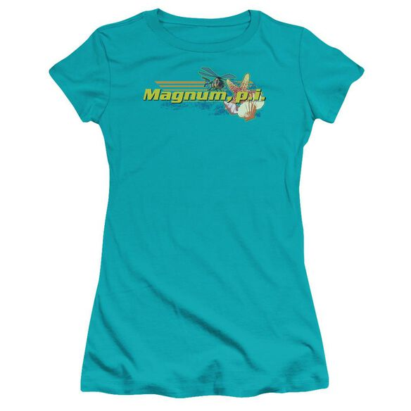Magnum Pi Hawaiian Life Premium Bella Junior Sheer Jersey