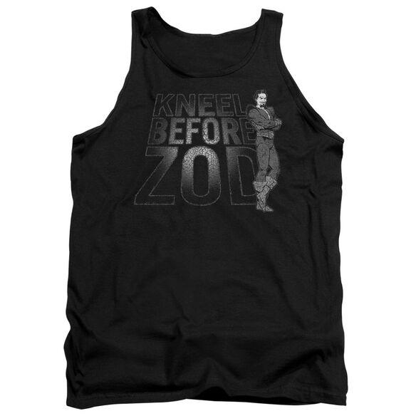 Dc Kneel Zod Adult Tank