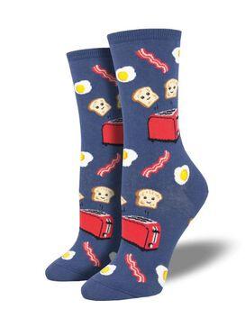 Good Morning Women's Socks [1 pair]