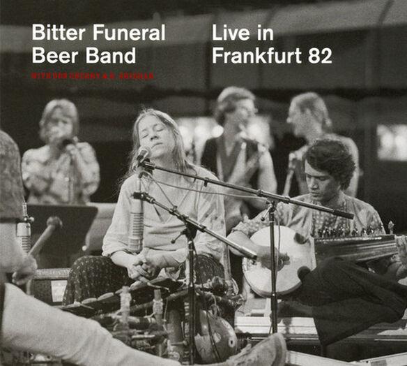 Bengt Berger - Live in Frankfurt 82