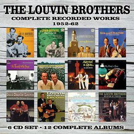 The Louvin Brothers - Complete Recorded Works: 1952-1962