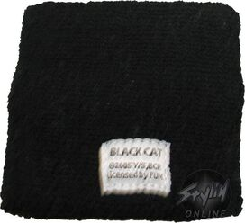 Black Cat 13 Train Wristband
