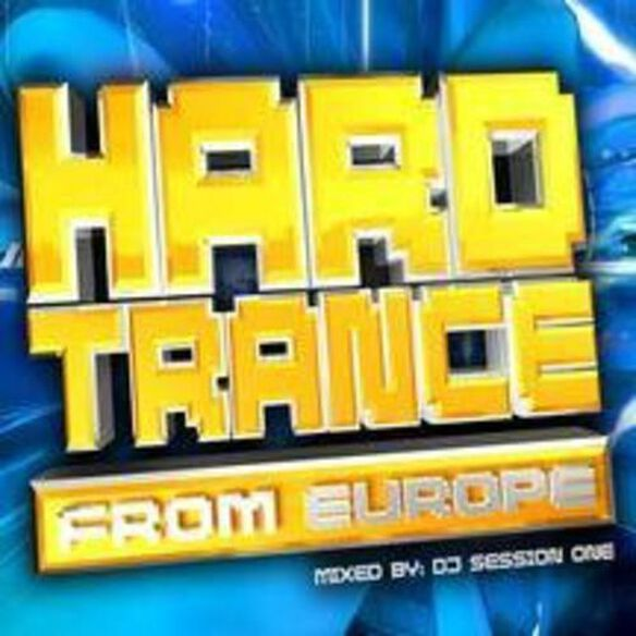 Hard Trance From Europe / Various (Dig)