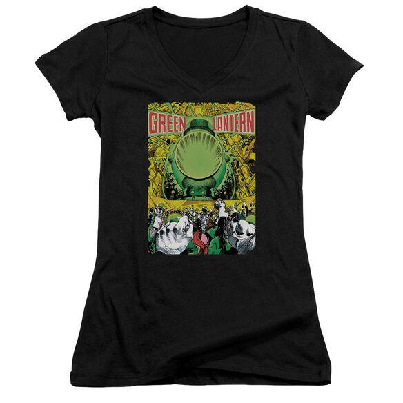Green Lantern Gl #200 Cover Junior V Neck T-Shirt