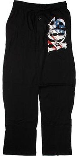 Sons of Anarchy SOA Flag Pajama Pants