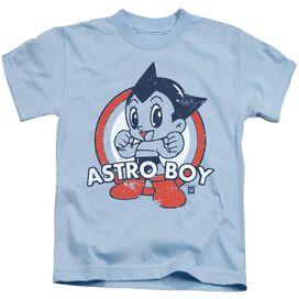 Astro Boy Target Short Sleeve Juvenile Light T-Shirt