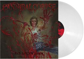 Cannibal Corpse - Red Before Black [Exclusive White Vinyl]