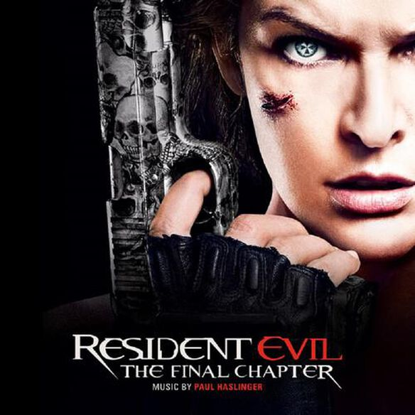 Resident Evil: The Final Chapter O.S.T. (Ogv)