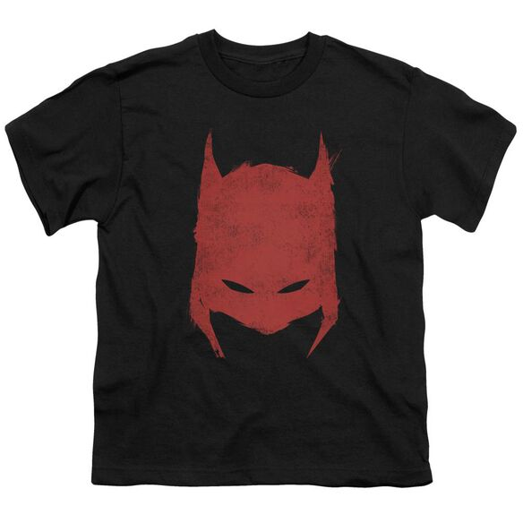 Batman Hacked & Scratched Short Sleeve Youth T-Shirt