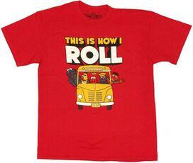 Sesame Street Roll T-Shirt