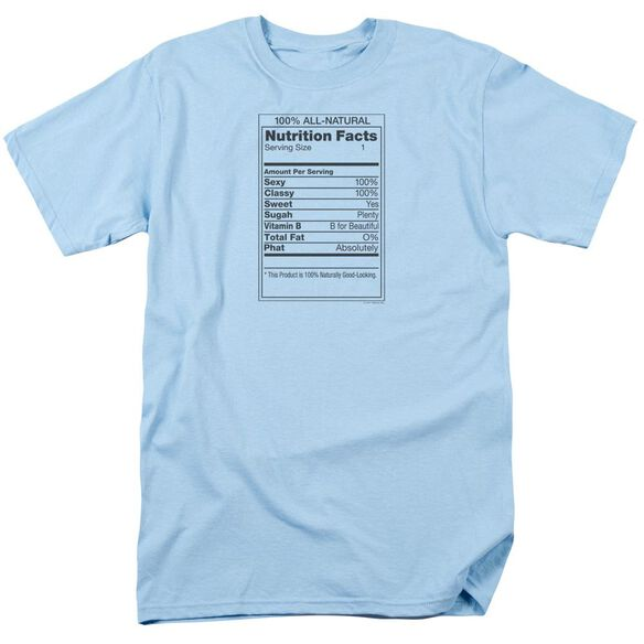 100% ALL NATURAL- ADULT T-Shirt