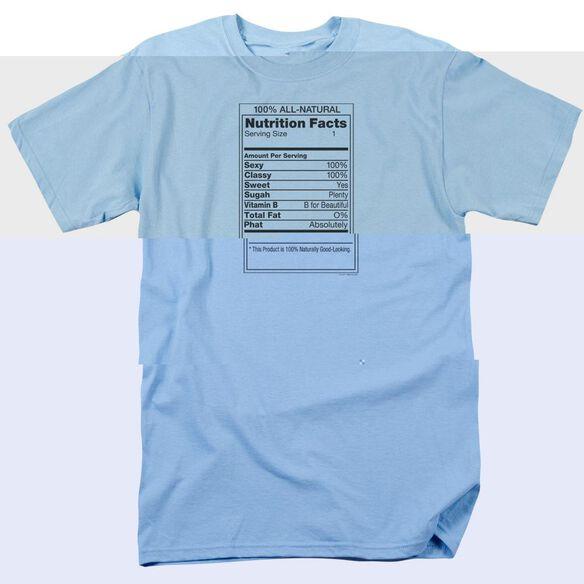 100% ALL NATURAL- T-Shirt