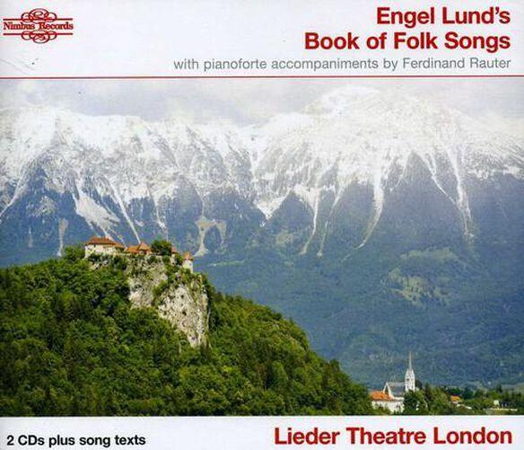Engel Lund's Book Of Folk Songs (Jewl)