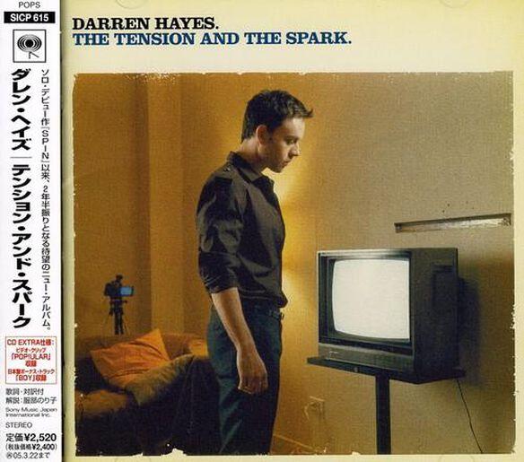 Darren Hayes - Tension & Spark