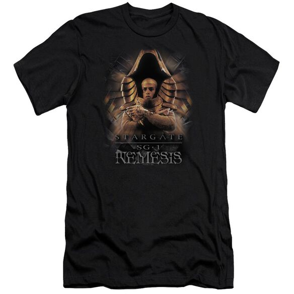 Sg1 Nemesis Short Sleeve Adult T-Shirt