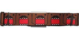 Domo Kun Mustache Wrap Seatbelt Belt