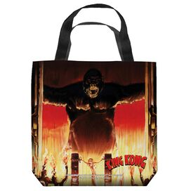 King Kong At The Gates Tote