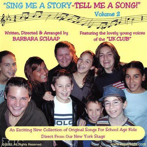 Sing Me A Story Tell Me A Song 2