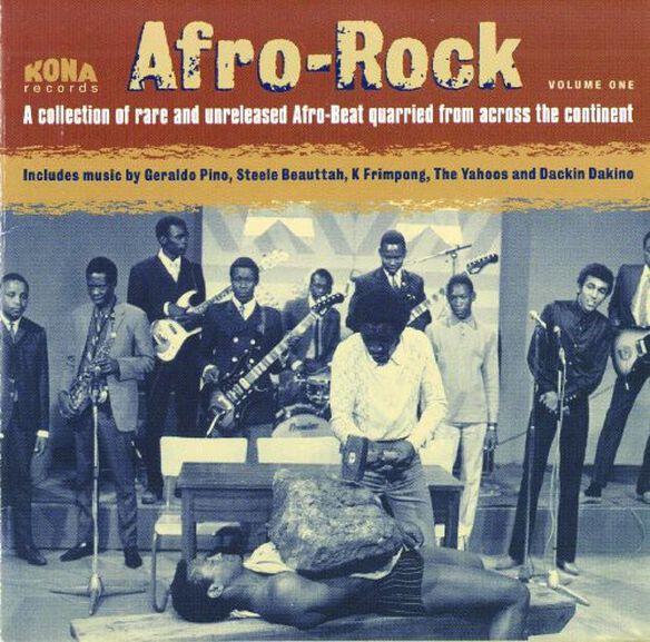 Afro Rock 1/ Various - Afro Rock 1