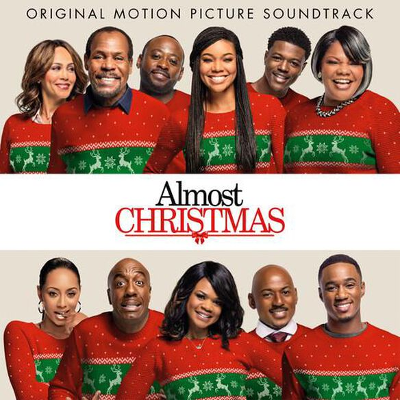 Almost Christmas Soundtrack (Dig)
