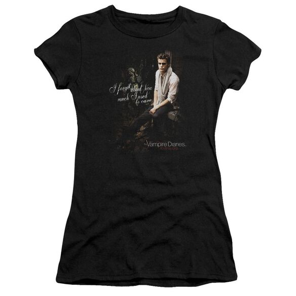 Vampire Diaries I Used To Care Premium Bella Junior Sheer Jersey