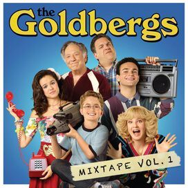 The Goldbergs - The Goldbergs Mixtape Vol. 1 [Exclusive Metallic Gold Vinyl]