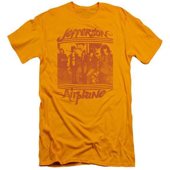 Jefferson Airplane Group Photo Short Sleeve Adult T-Shirt