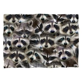 Racoons Pillow Case