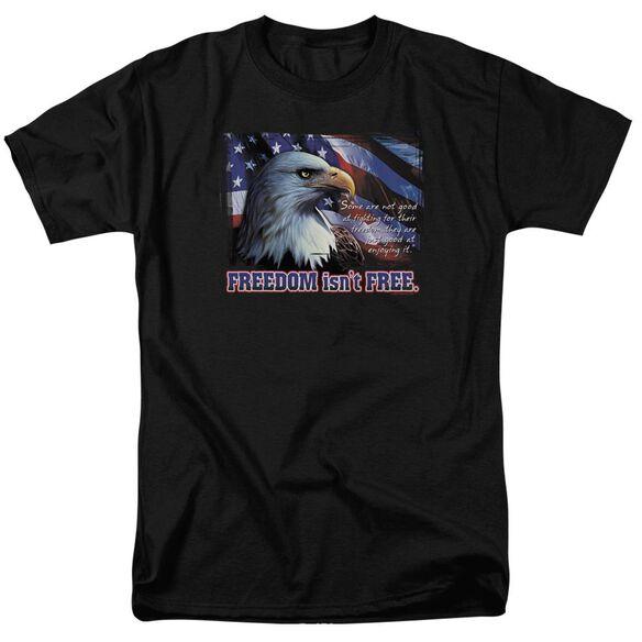 Freedom Isnt Free Short Sleeve Adult T-Shirt