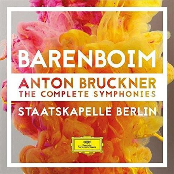 Anton Bruckner: The Complete Symphonies (Box)