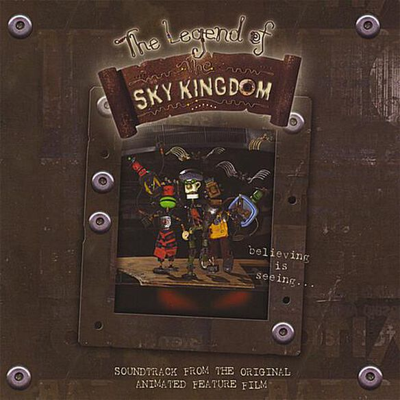 Legend Of The Sky Kingdom/ O.S.T. - Legend Of The Sky Kingdom / O.S.T.