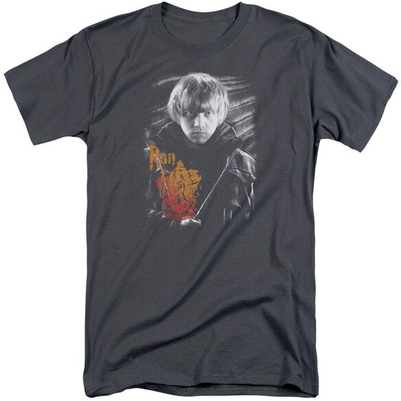 Harry Potter Ron Portrait Short Sleeve Adult Tall T-Shirt