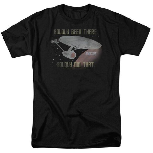 Star Trek Boldly Did That Short Sleeve Adult T-Shirt