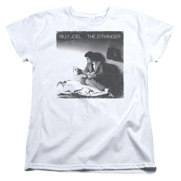 Billy Joel The Stranger Short Sleeve Womens Tee T-Shirt