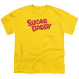 Tootsie Roll Sugar Daddy Short Sleeve Youth T-Shirt