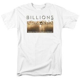 Billions Golden City Short Sleeve Adult T-Shirt