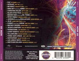 Various Artists - Now That's What I Call Music! 16