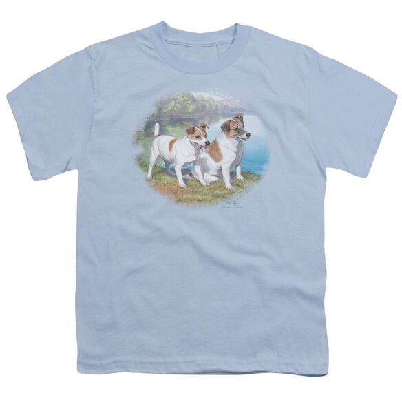 Wildlife Jack By Water Short Sleeve Youth Light T-Shirt